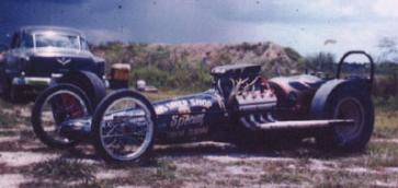 Don Garlits California vs Florida Challenge 1958 Houston International Raceway